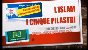 Classe terza. Lezione 02: L'ISLAM E I CINQUE PILASTRI.
